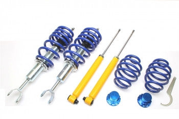 Audi A6 type 4B, Coilover Kit 03/98 - 05/05 excludes Quattro