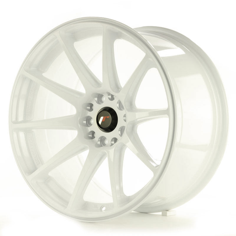 JAPAN RACING JR111895MG2274W / JR11 18x9.5/ET22/5x114.3+120/WHITE