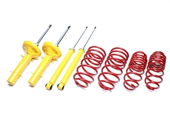 VW Polo 9N Sport Suspension Kit 11/01 - 05/09 all models -60/40mm