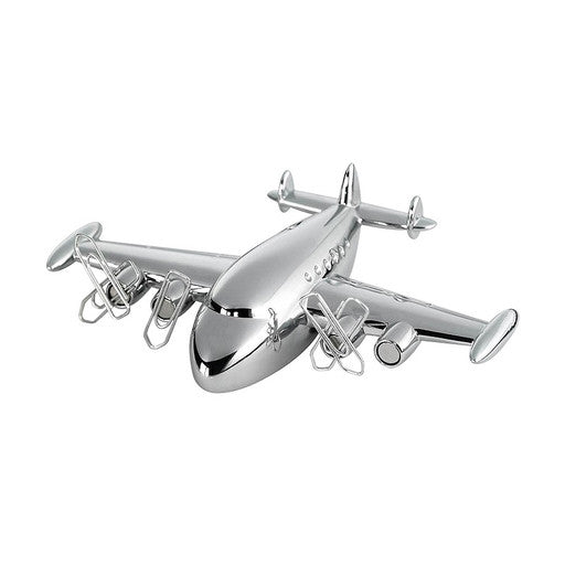 """Super Connie"" Airplane Paperweight"