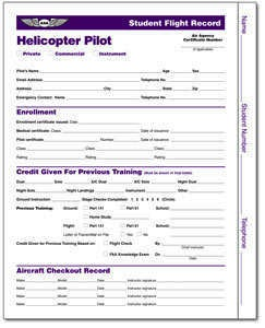 Helicopter Flight Record