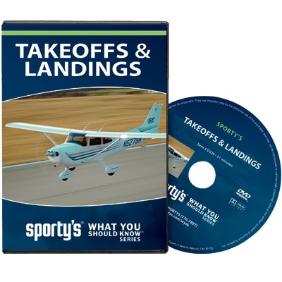 DVD: Takeoffs and Landings