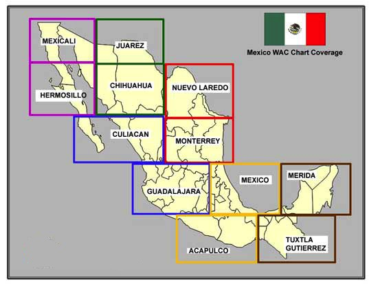 Mexico WAC Chart 1: Hermosillo-Mexicali
