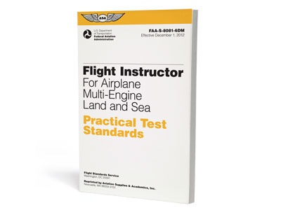 PTS: Flight Instructor Airplane