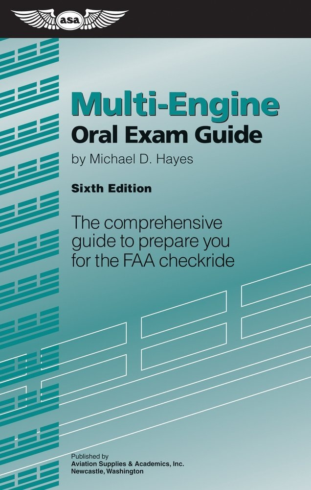 Multi-Engine Oral Exam guide