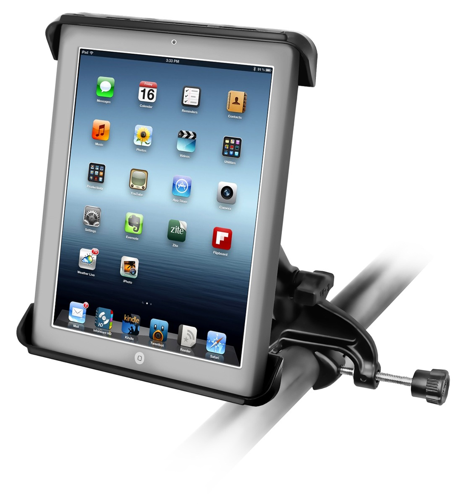 RAM Yoke Clamp Mount for iPad