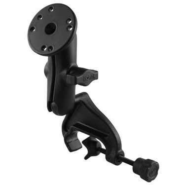 RAM Yoke Clamp Mount with Adapters