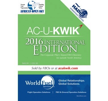 AC-U-KWIK International Airport FBO Directory