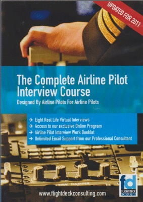 The Complete Airline Pilot Interview DVD