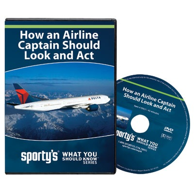 DVD: How an Airline Captain Should Look and Act