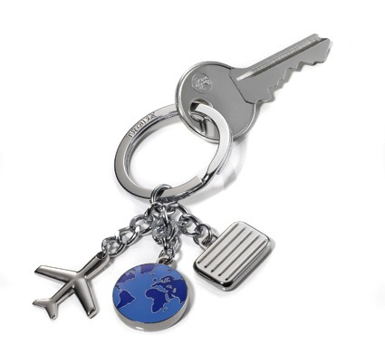 Keychain: Travel Charms
