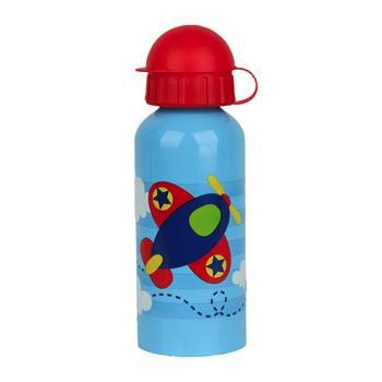 Airplane Stainless Steel Water Bottle