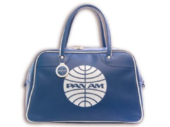 Bag: Pan Am Explorer White