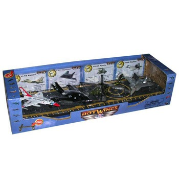 HotWings: Military Series Gift Set