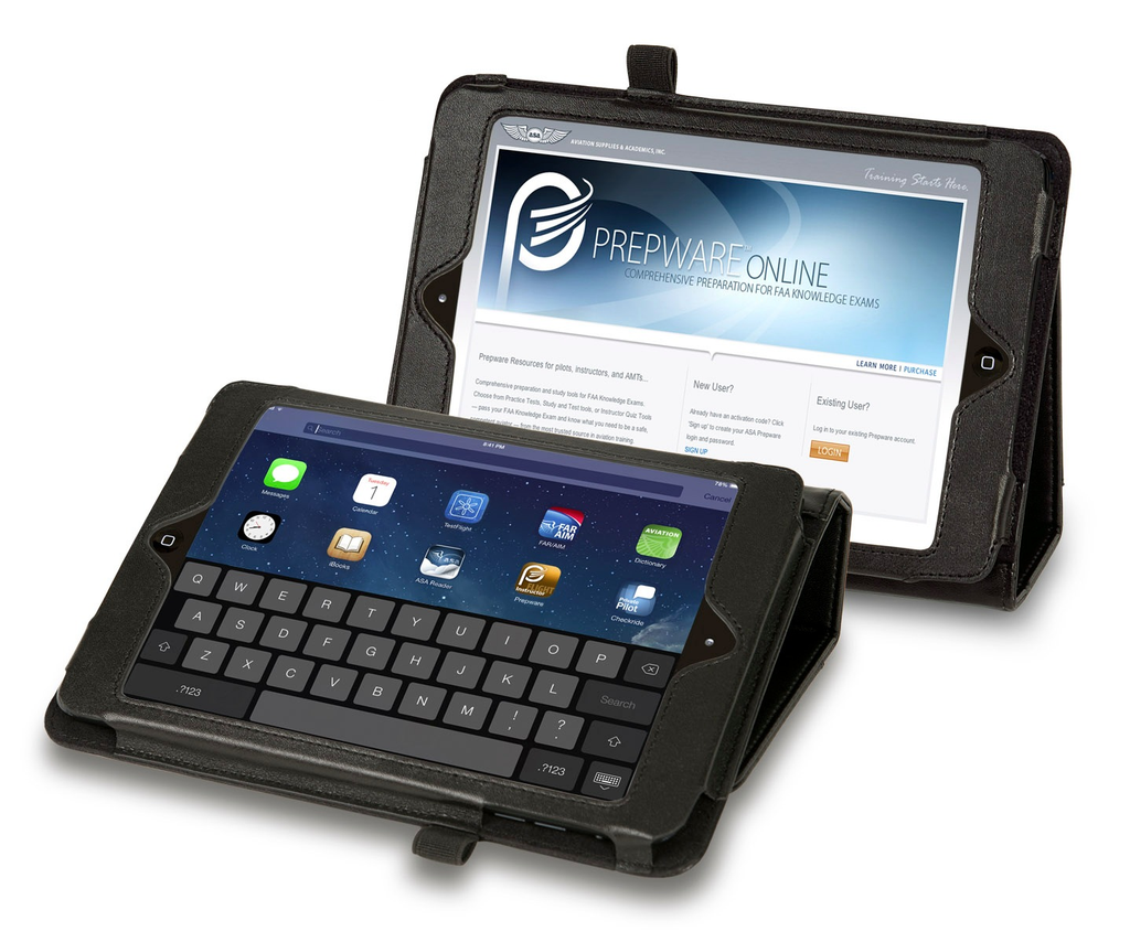 iPad mini Kneeboard