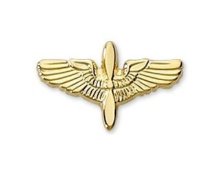"5/8"" Prop Wing Gold"