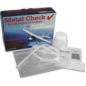 Metal Check Oil Analysis Test Kit