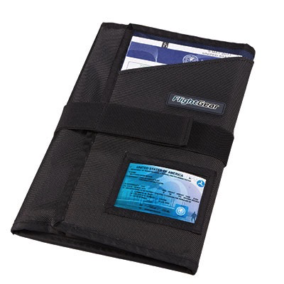 Flight Gear Tri-Fold Kneeboard