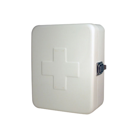 First Aid Box (White)