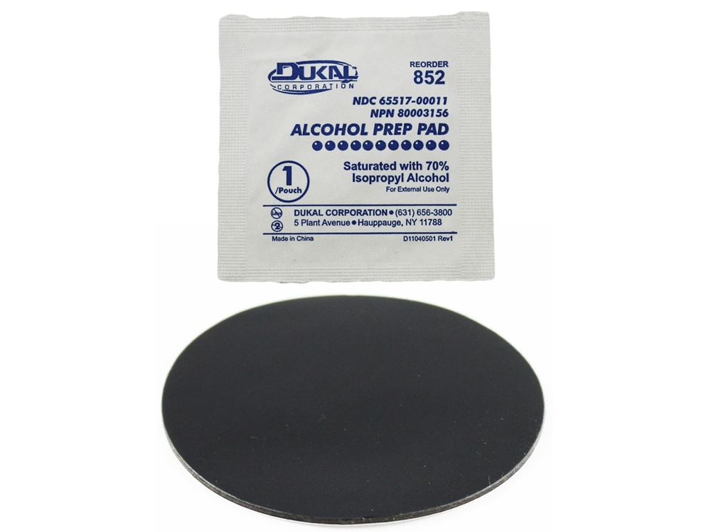 RAM Round Double Sided Adhesive Pad