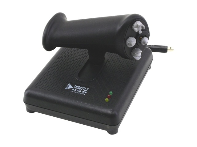 CH Pro Throttle USB