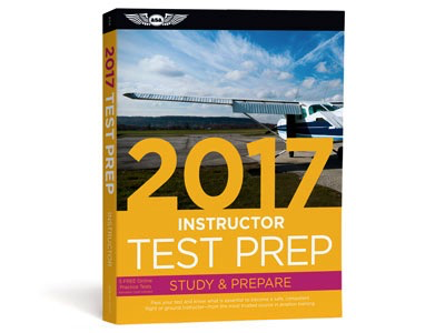 Test Prep 2017: Instructor