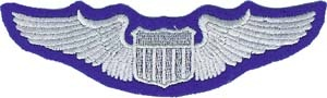Patch: Blue Wing