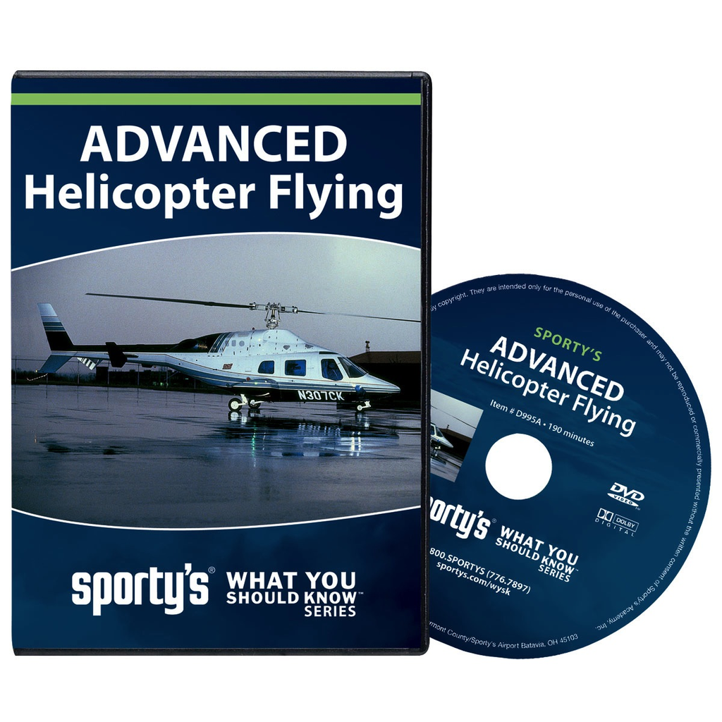 DVD: Advanced Helicopter Flying