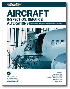 Aircraft Inspection, Repair & Alterations AC43