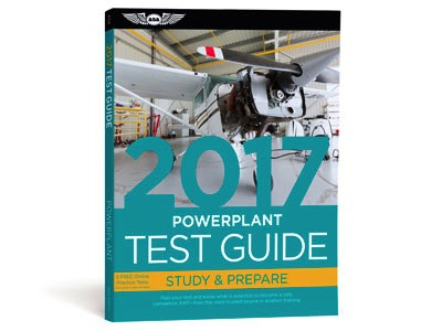 2017 Powerplant Test Guide