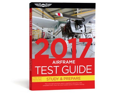 2017 Airframe Test Guide