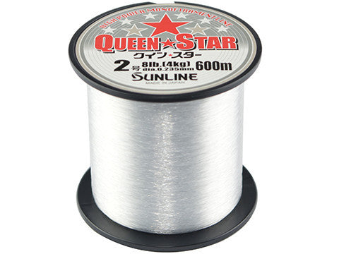 SUNLINE QUEEN STAR CLEAR 600M