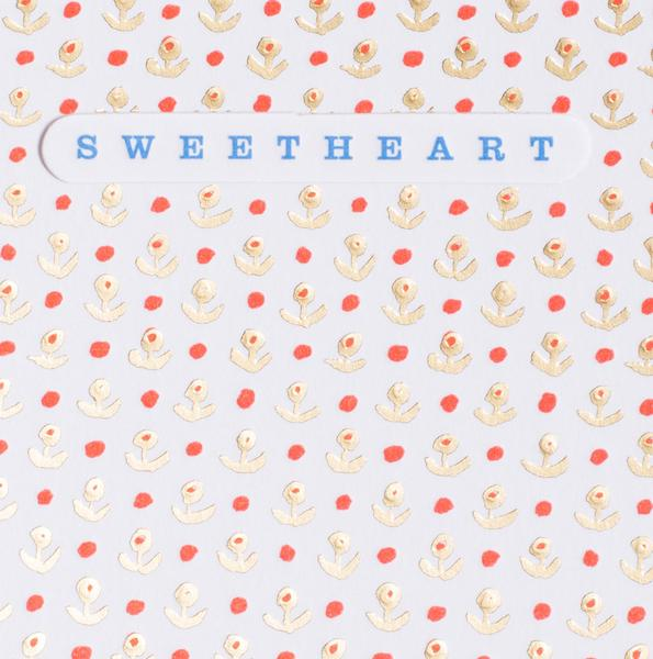Sweetheart Heart