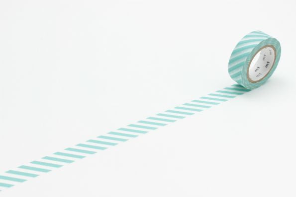 Washi Stripe Mint - Print&Paper