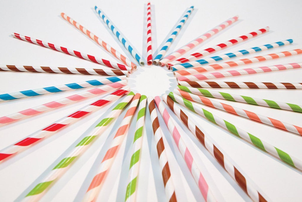 Paper Straws (Choose Style)