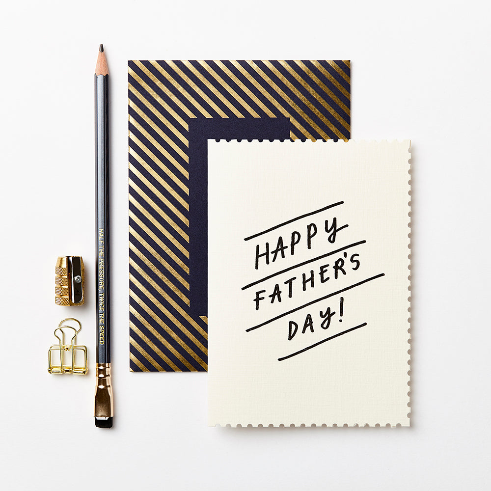 Katie Leamon Father's Day Card