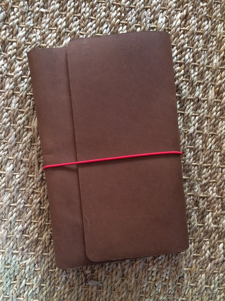 Brown Leather Fillions - Print&Paper