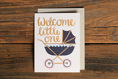 Welcome Little One - Print&Paper