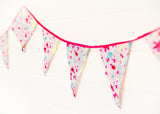 Tropical Fabric Garland - Print&Paper
