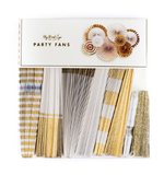 Fancy Party Fans - Print&Paper