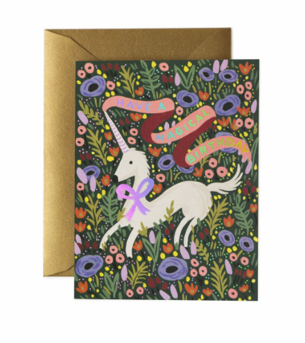 Magical Birthday Card - Print&Paper