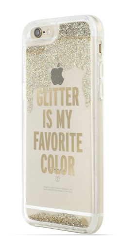 Kate Spade Liquid Glitter Case | iphone 6/6s - Print&Paper