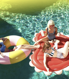 Beverly Stripe - Float on Giant Innertube - Print&Paper
