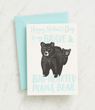 Big Hearted Mama Bear - Print&Paper