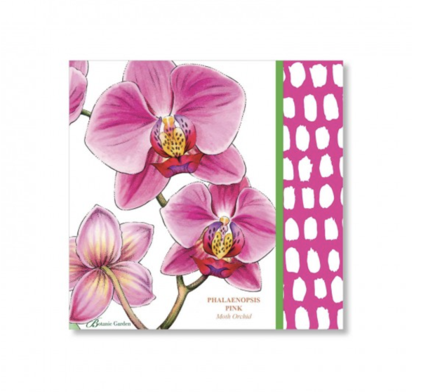 Orchid Lunch Napkin - Print&Paper