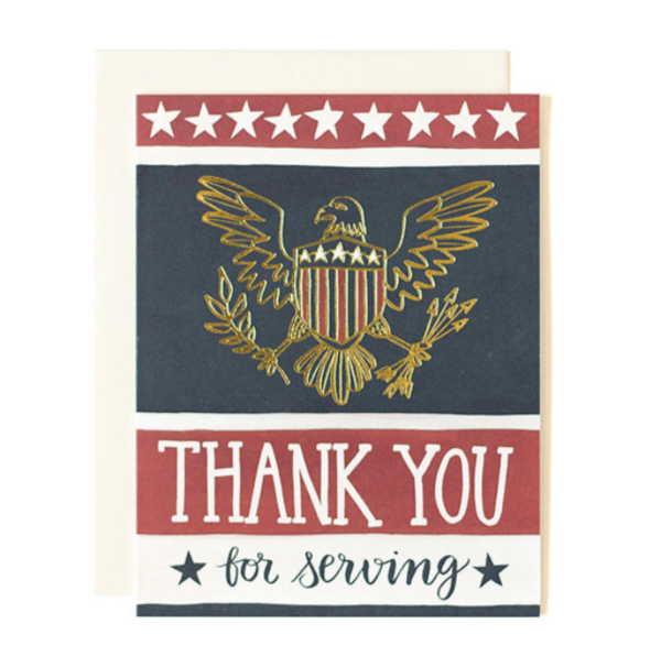 Eagle Thank You - Print&Paper