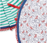 Flourish Reversible Tree Skirt