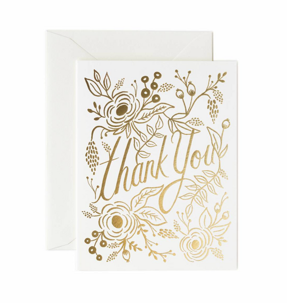 Marion Thank You Card Set