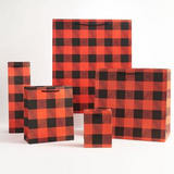 Buffalo Plaid Medium Bag