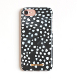 Black Spots iPhone Case (select size)
